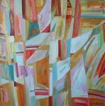 Живопись холст, масло худ. Неколов С.В. 79 x 79