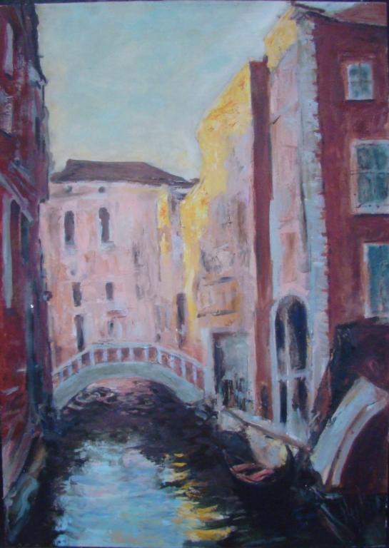 Венеция закат