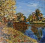 Осень берег